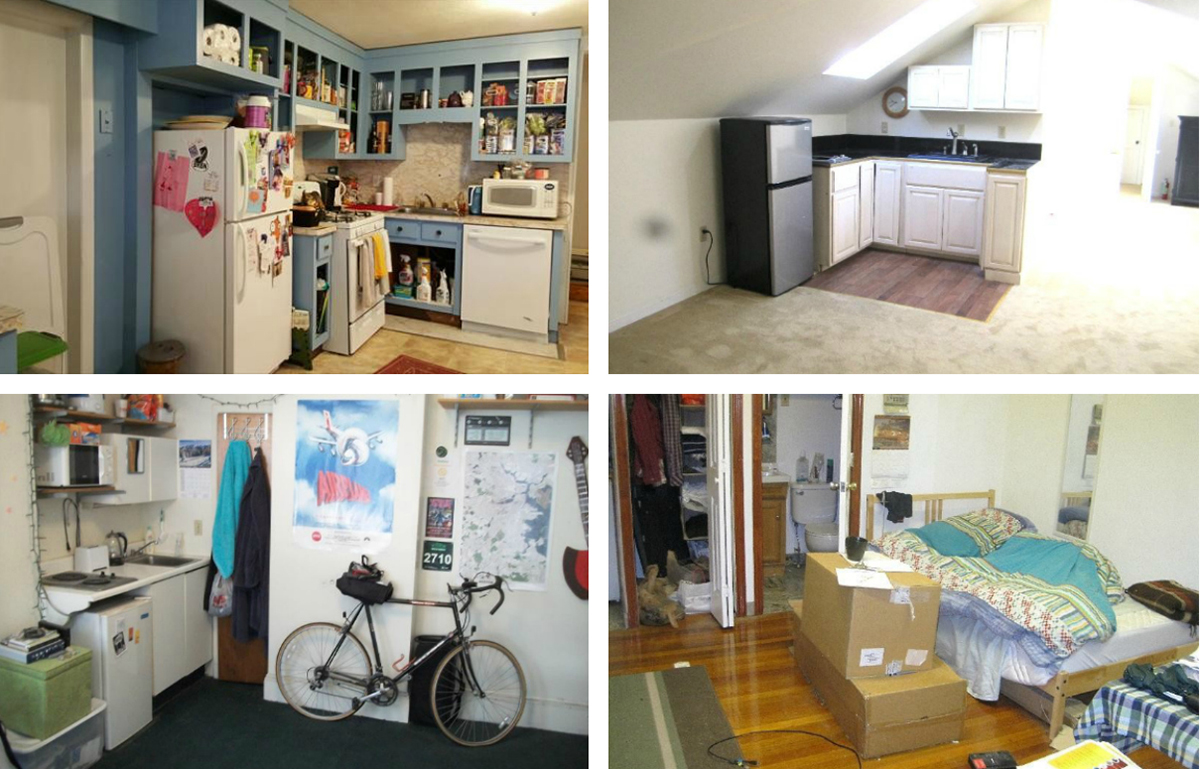 Pictures Of Studio Apartments Five Studio Apartments For Less Than $1300 A Month
