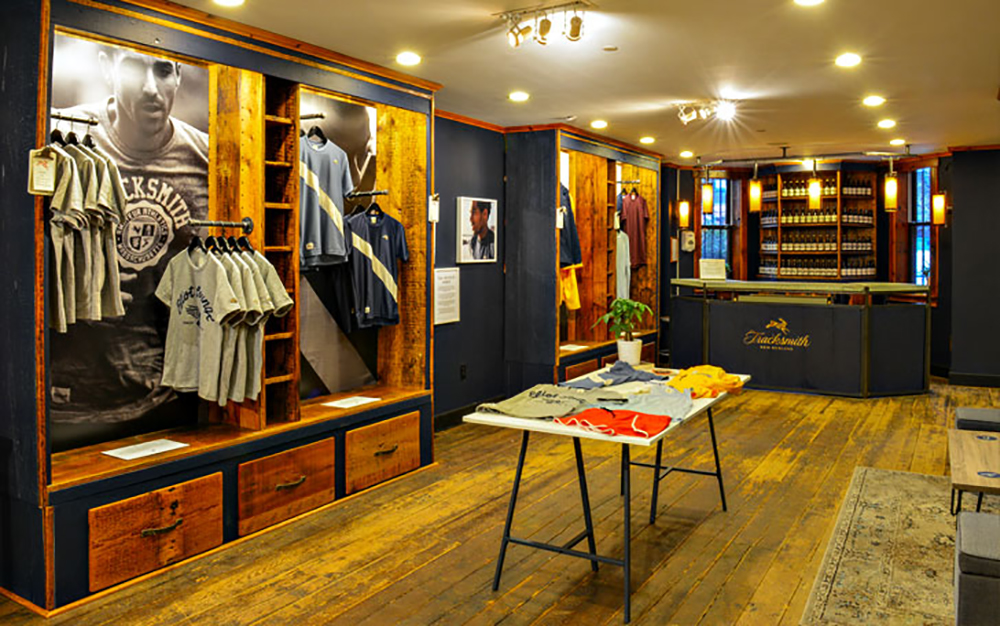 A Runners Paradise Is On Its Way To Newbury Street