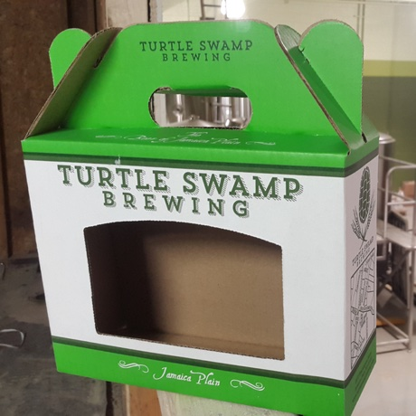 Turtle Swamp Brewing box square