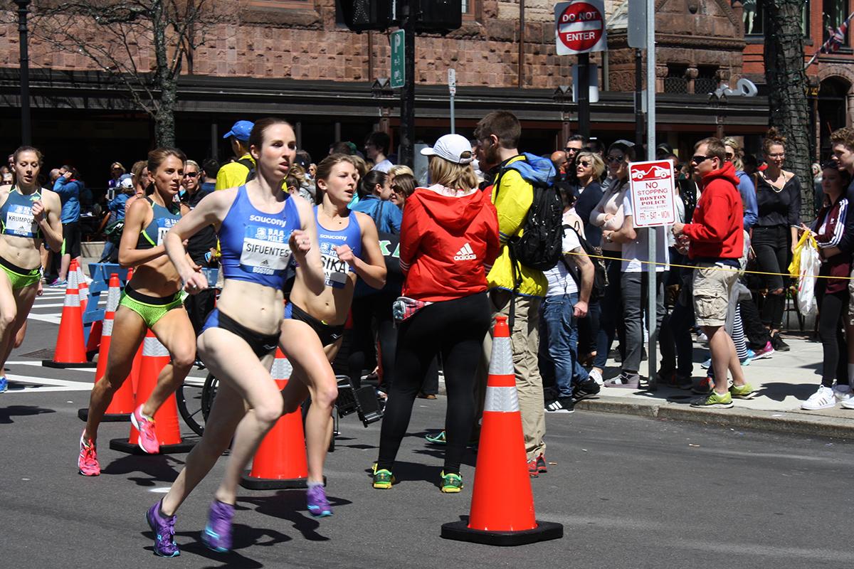 Women's mile