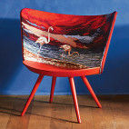 embroidered chair sq