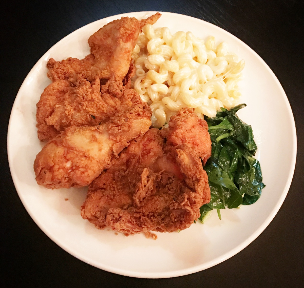 Fried Chicken is one of several late-night menu items now available at the Independent