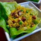 lettuce wrap square