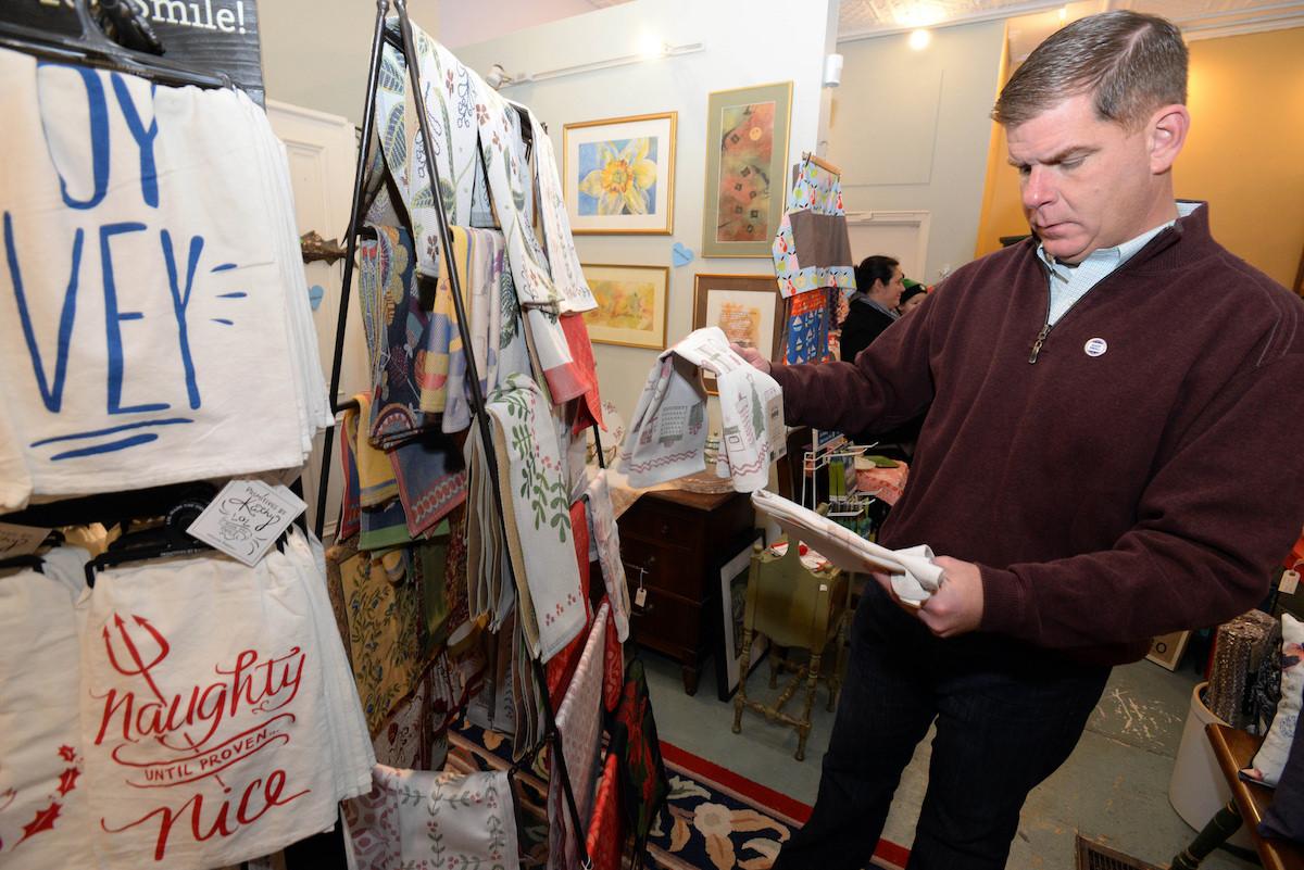 Photo via Mayor's Office/Don Harney