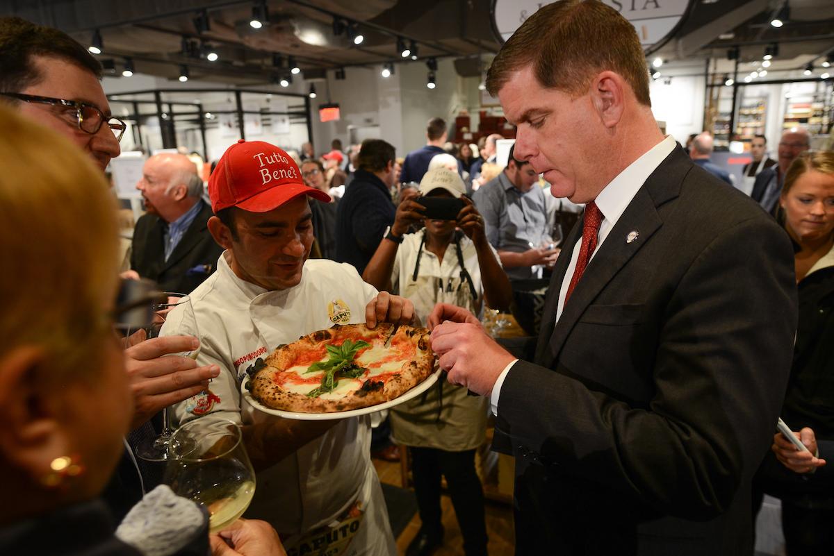 Photo via Mayor's Office/Jeremiah Robinson