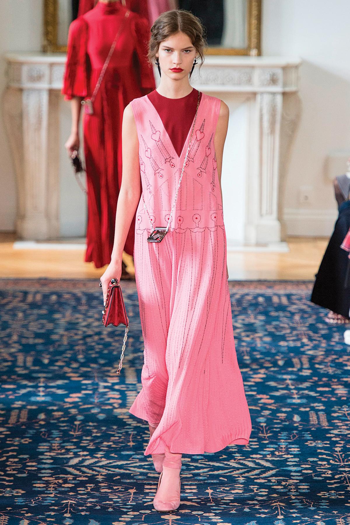 pretty pink accessories