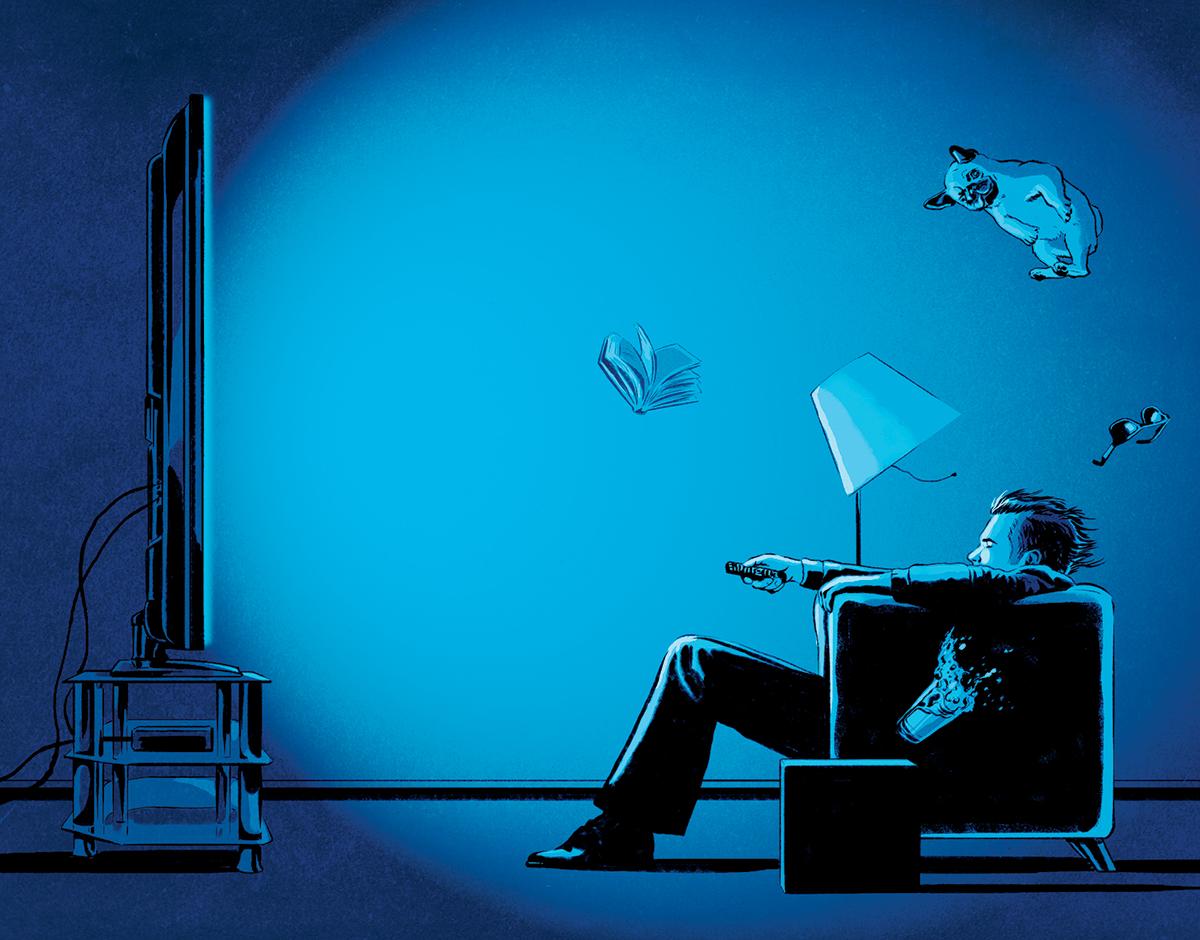 tv speed watching rob dobi