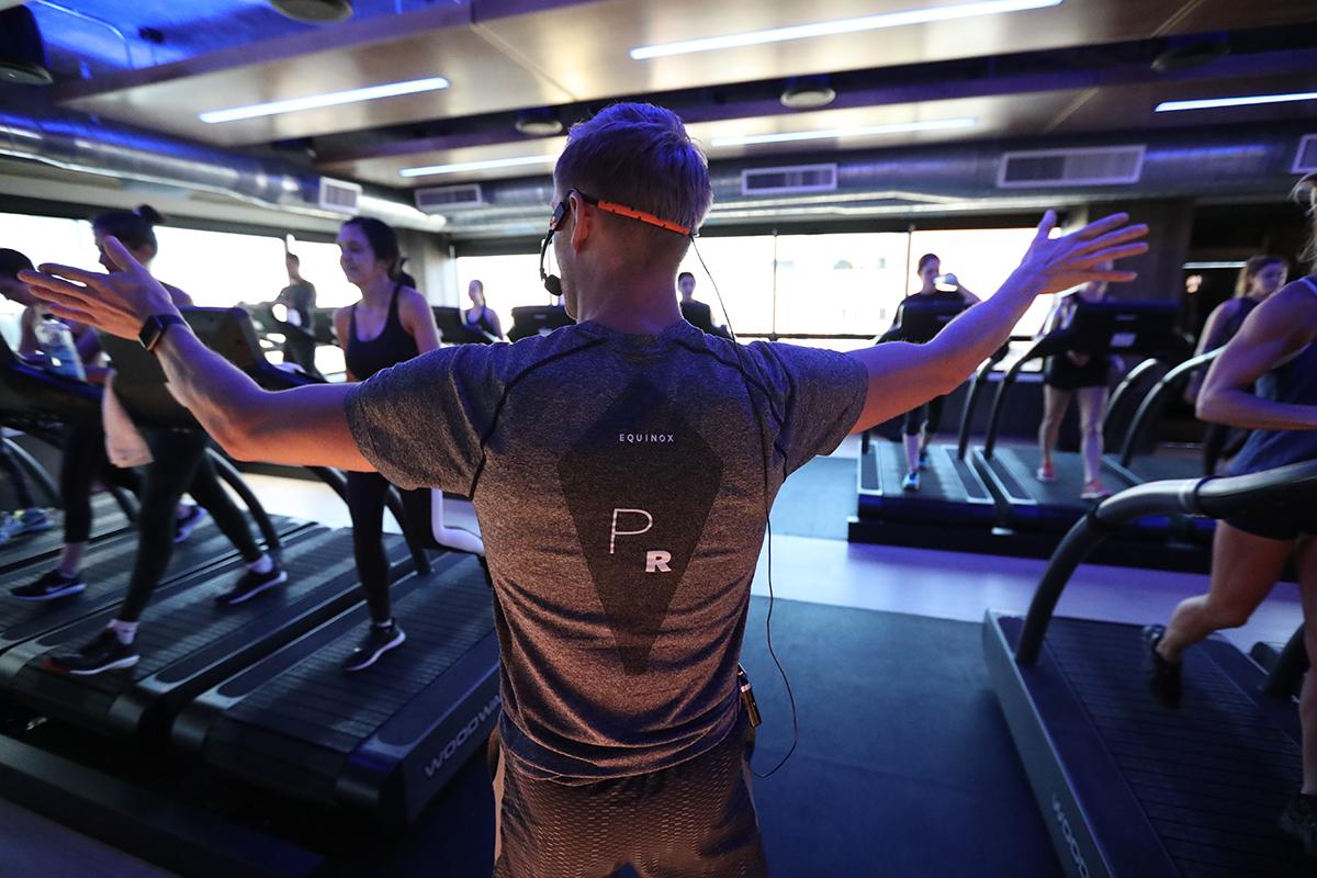 Equinox Chestnut Hill >> Equinox Is Opening an Ultra-Advanced Treadmill Studio