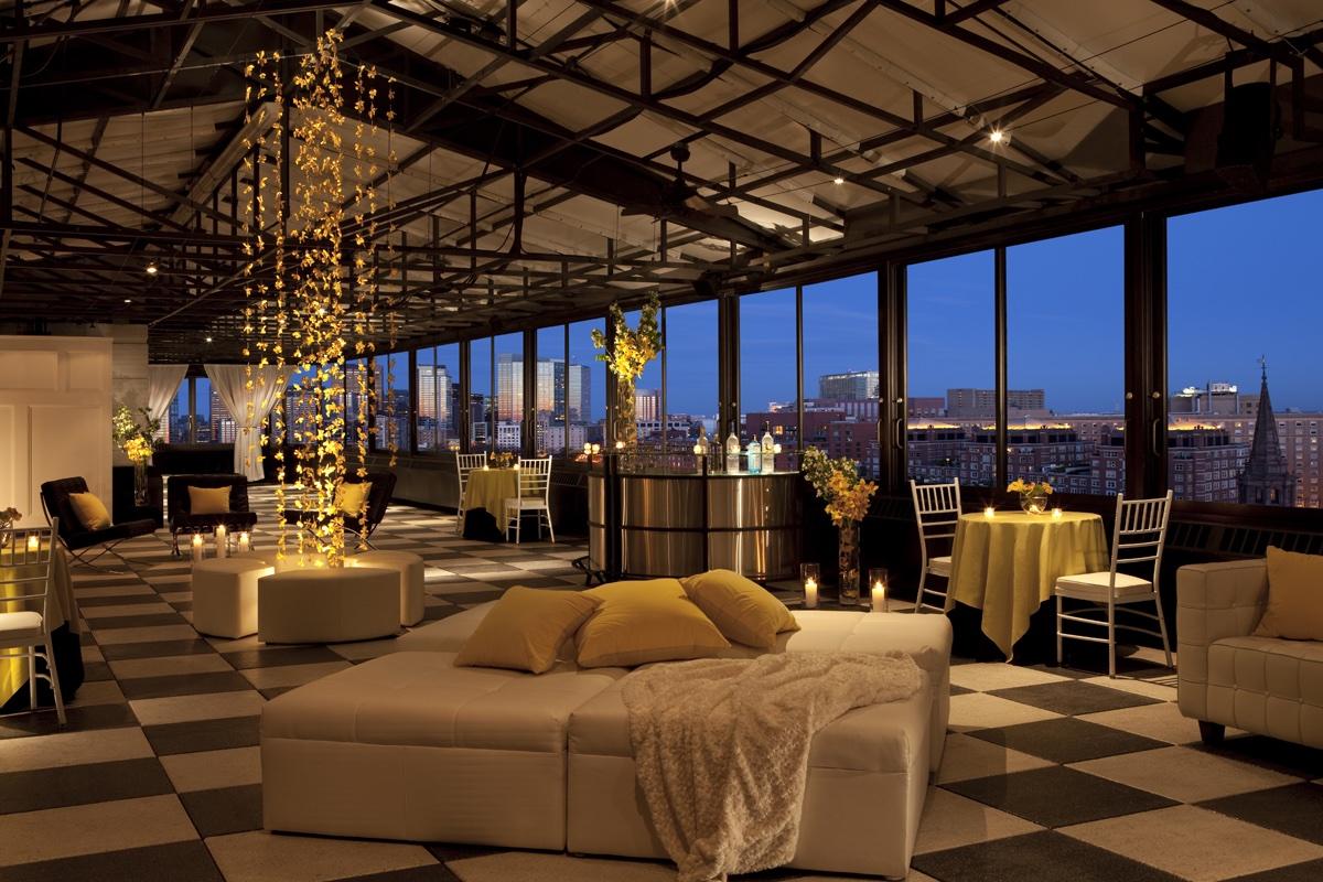 The Rooftop at the Taj Hotel photo provided