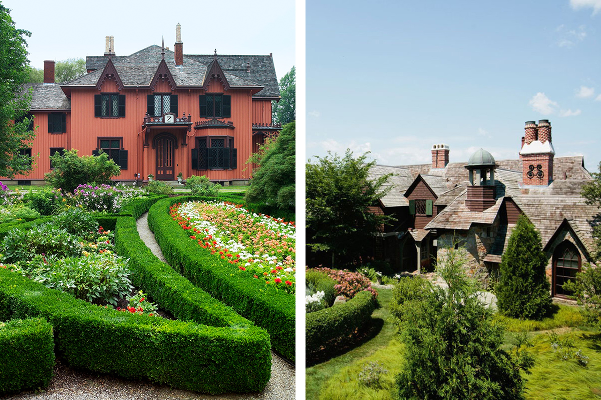 33 historic new england properties are open for free this for New england house