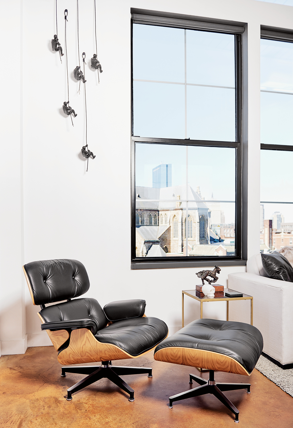 marc hall lounger. Marc Hall  of Marc Hall Design  Showcases a Midcentury Classic