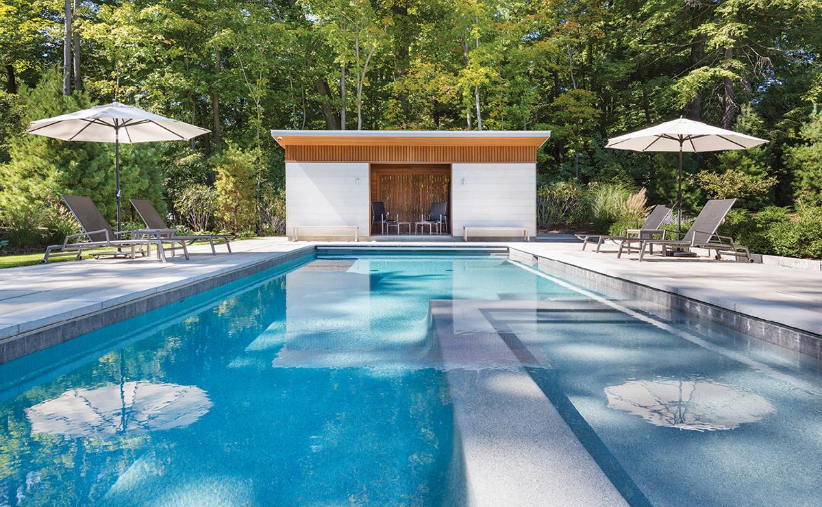 modern mansion berkshires lenox 14