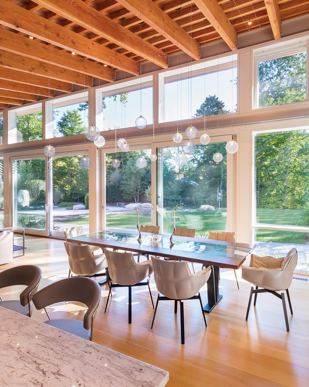 modern mansion berkshires lenox 5
