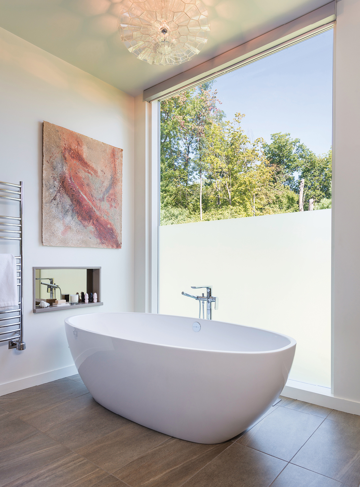 modern mansion berkshires lenox 9