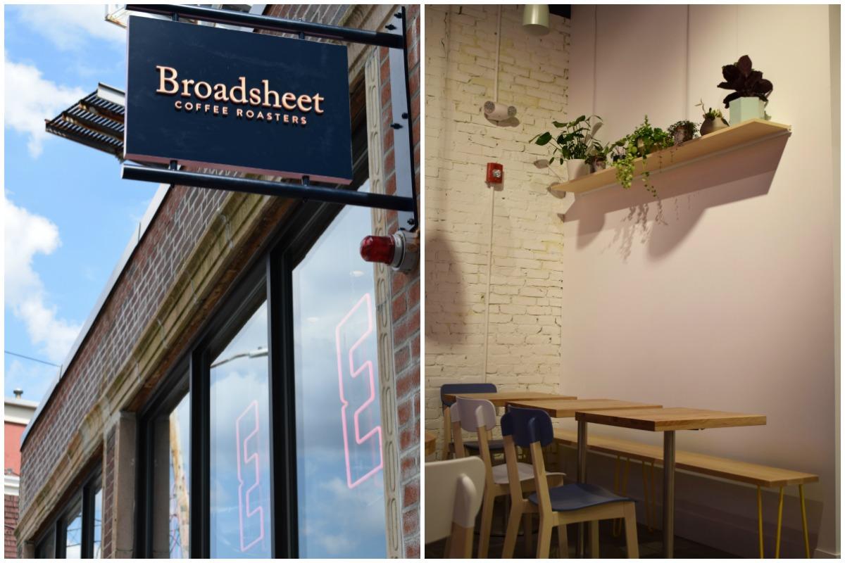 Broadsheet Coffee Roasters opens in Cambridge in July