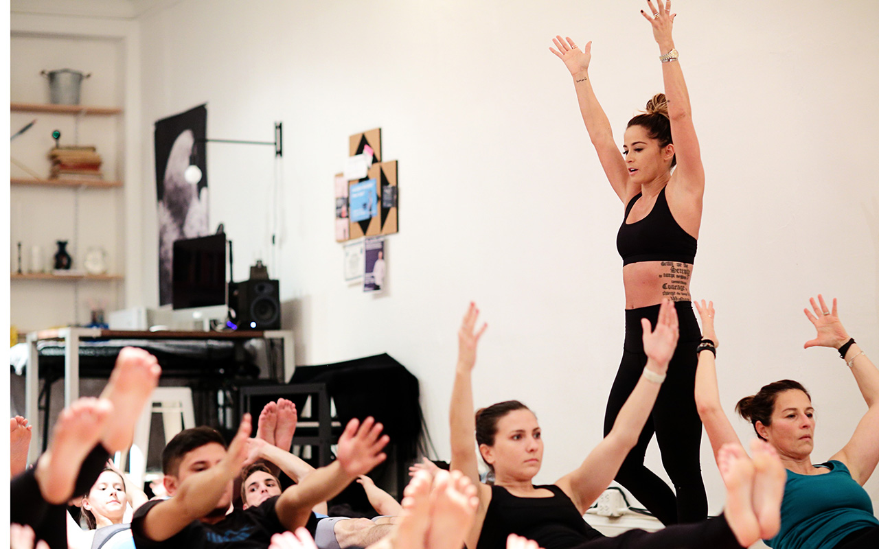 Yoga by Candace