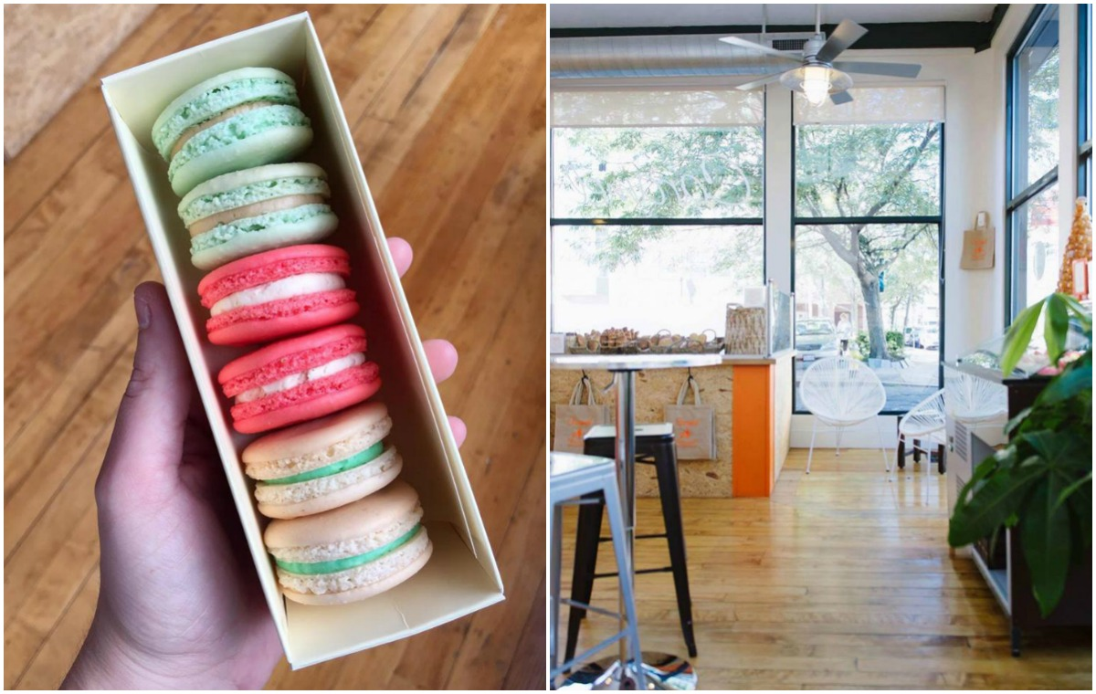 Macarons and Caramel French Patisserie in Salem