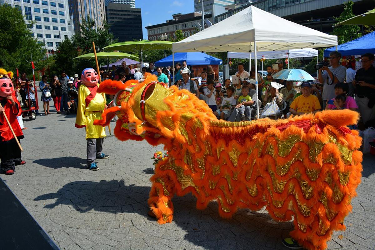 Chinatown Main Streets Festival