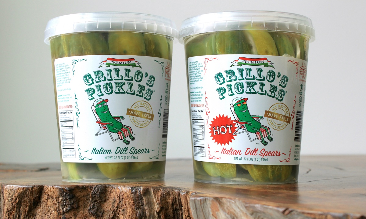 Photo provided by Grillo's Pickles