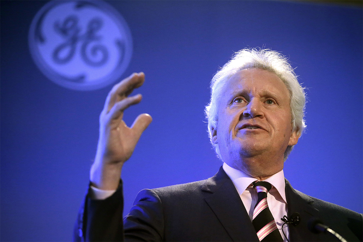 Immelt set to retire as General Electric chief