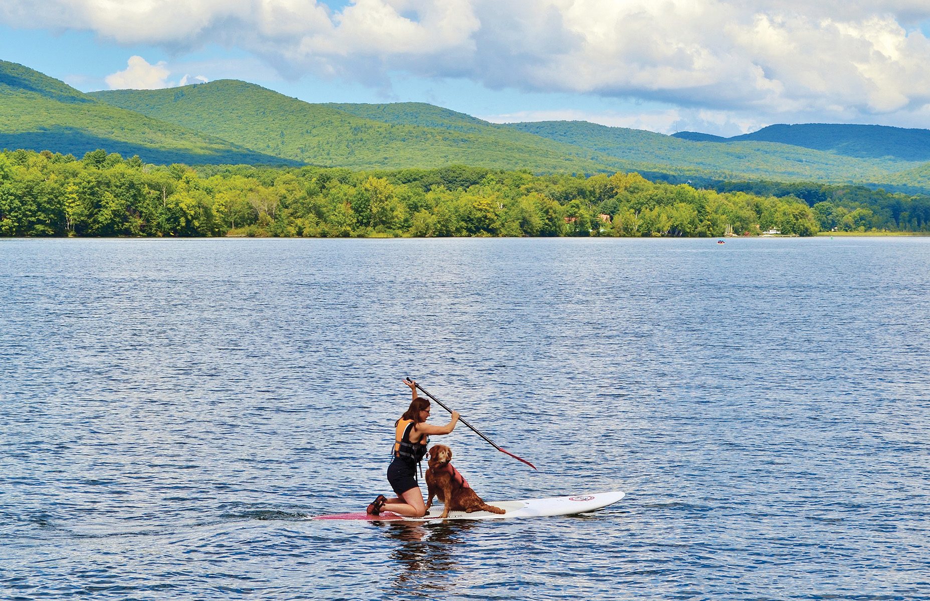 best lakes rivers new england