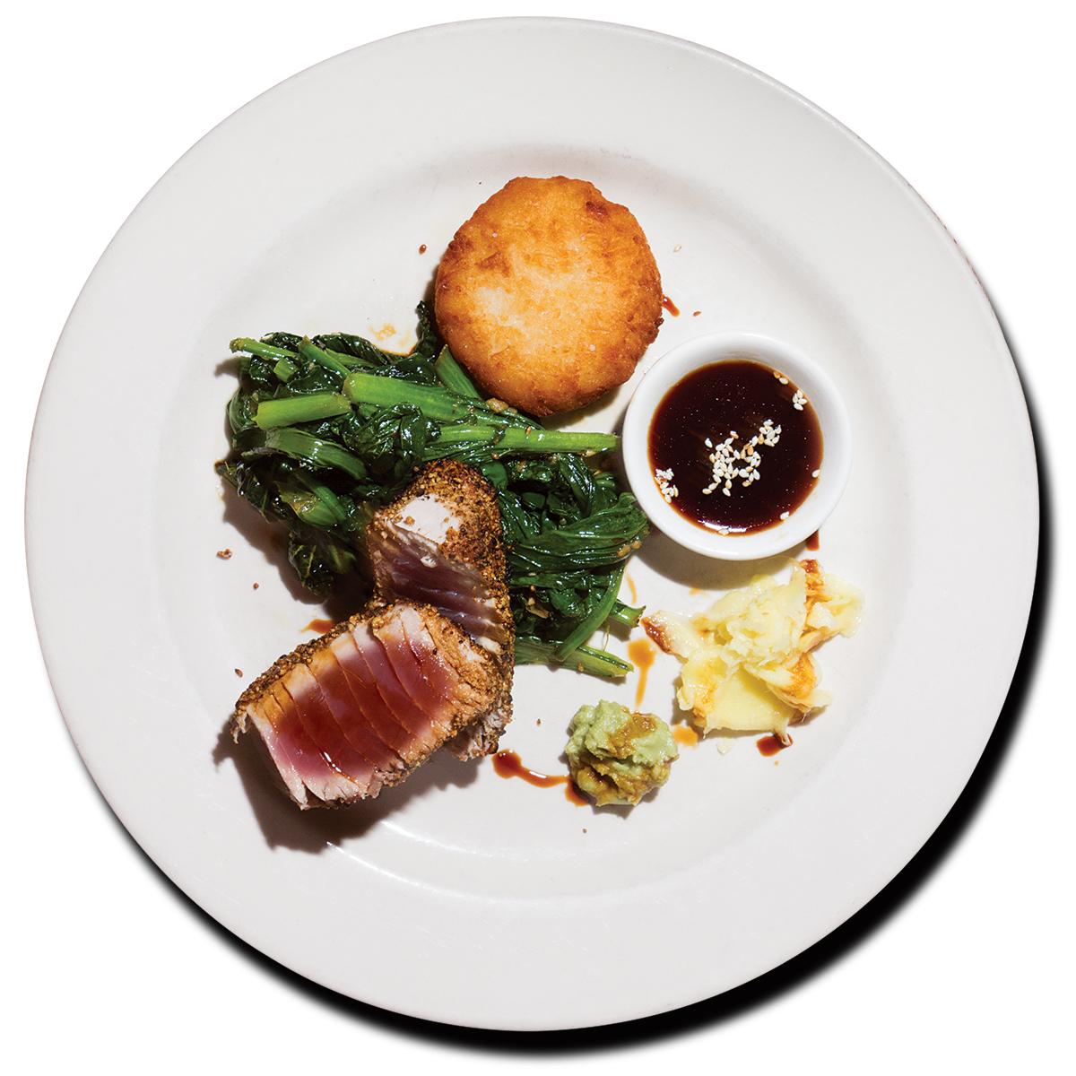 East Coast Grill, Best Neighborhood Restaurant, in Boston