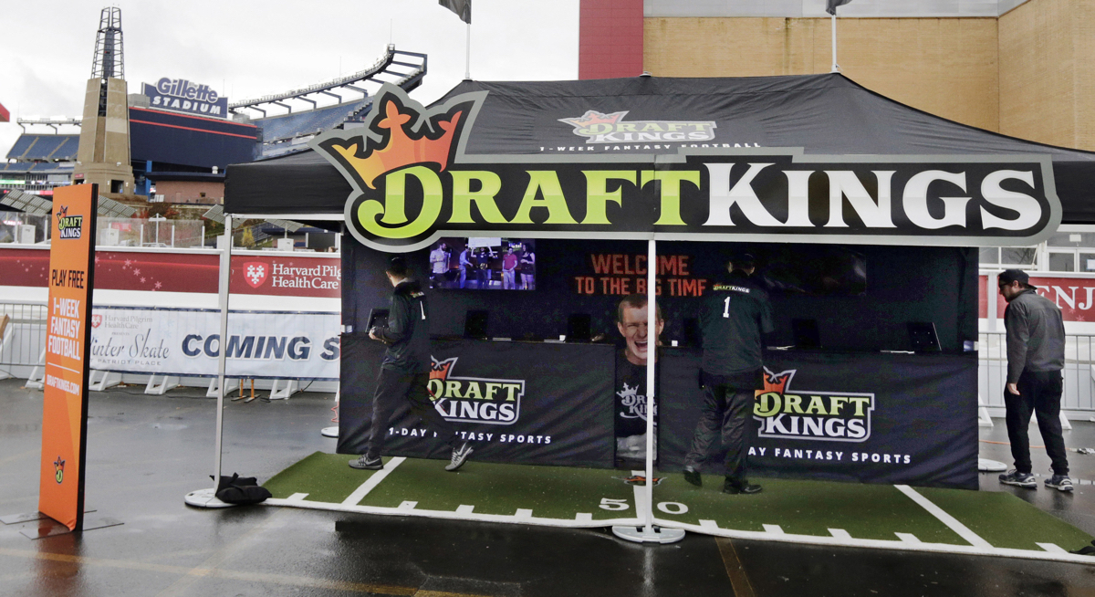 DraftKings' Planned Merger With FanDuel Faces Challenge by US
