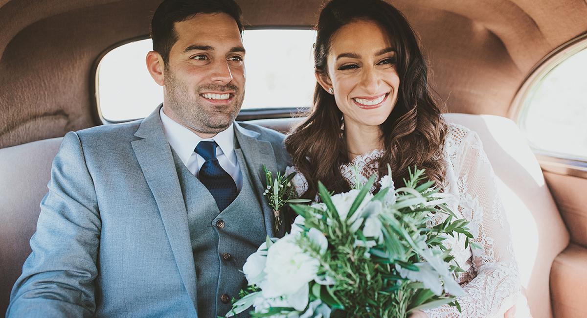 Real Weddings Boston: Real Wedding: Genna Lepore & Nick Caccia