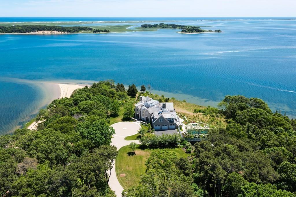 These are the most expensive homes for sale on cape cod for Cape cod waterfront homes for sale