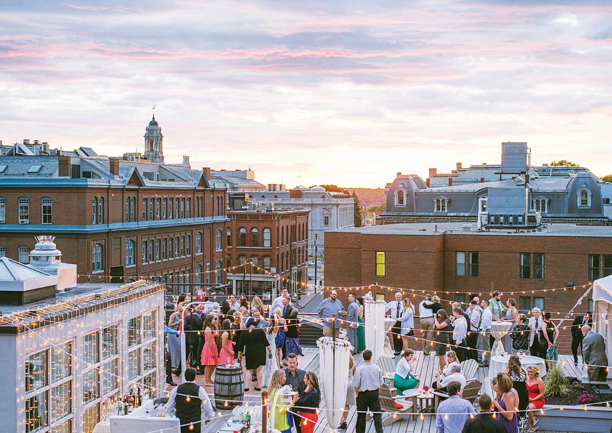 Wedding Venues In Portland Maine