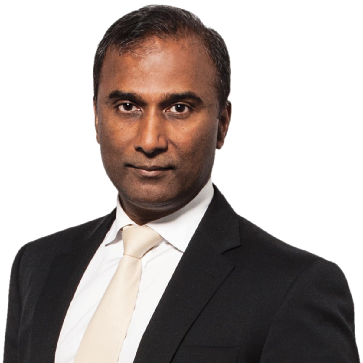 Shiva Ayyadurai: The Shock Candidate