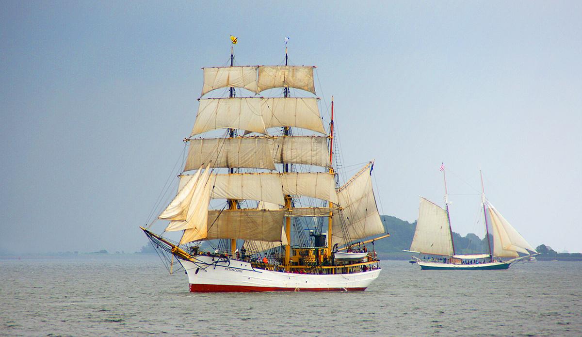 tall ships boston