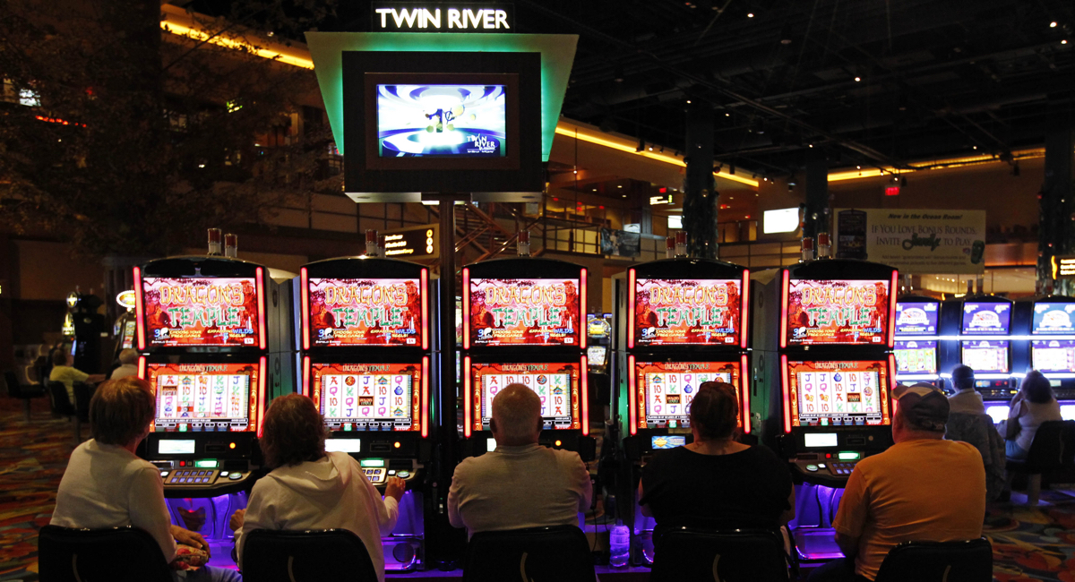Twin River Casino Workers Vote To Strike Over Health Care