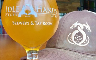 Blüten will be available at Idle Hands brewery in Malden, and limited other accounts in the Boston area