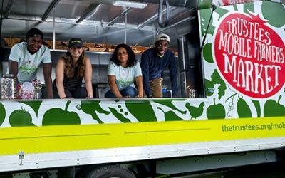 Trustees Mobile Farmers Market