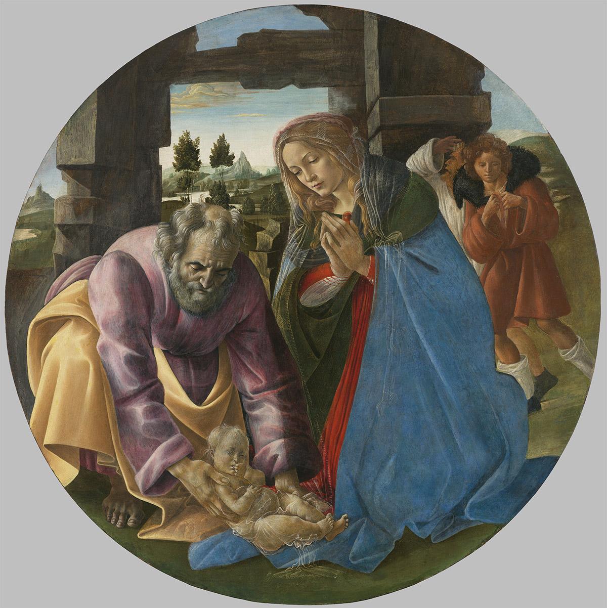Botticelli exhibit Boston Museum of Fine Arts