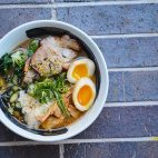 The shoryuken bowl at Ruckus