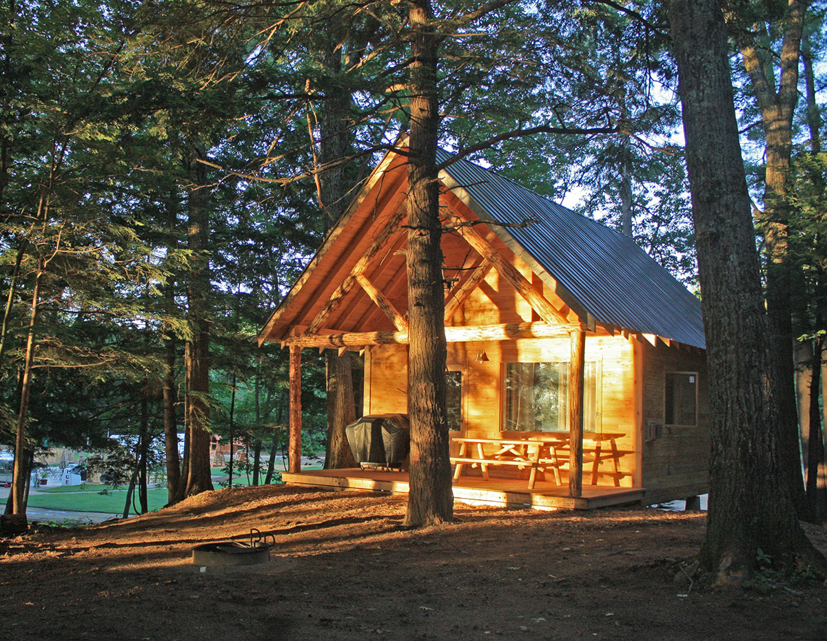 A New Glamping Resort Is Open In The White Mountains