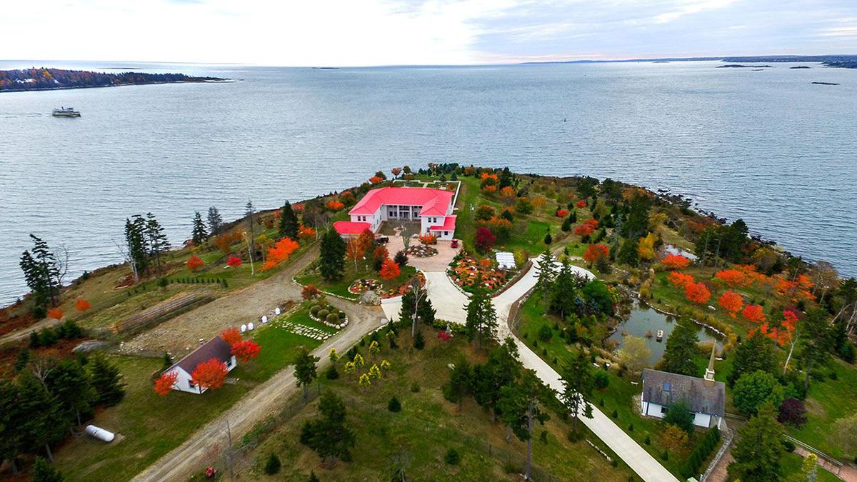 hope island for sale maine