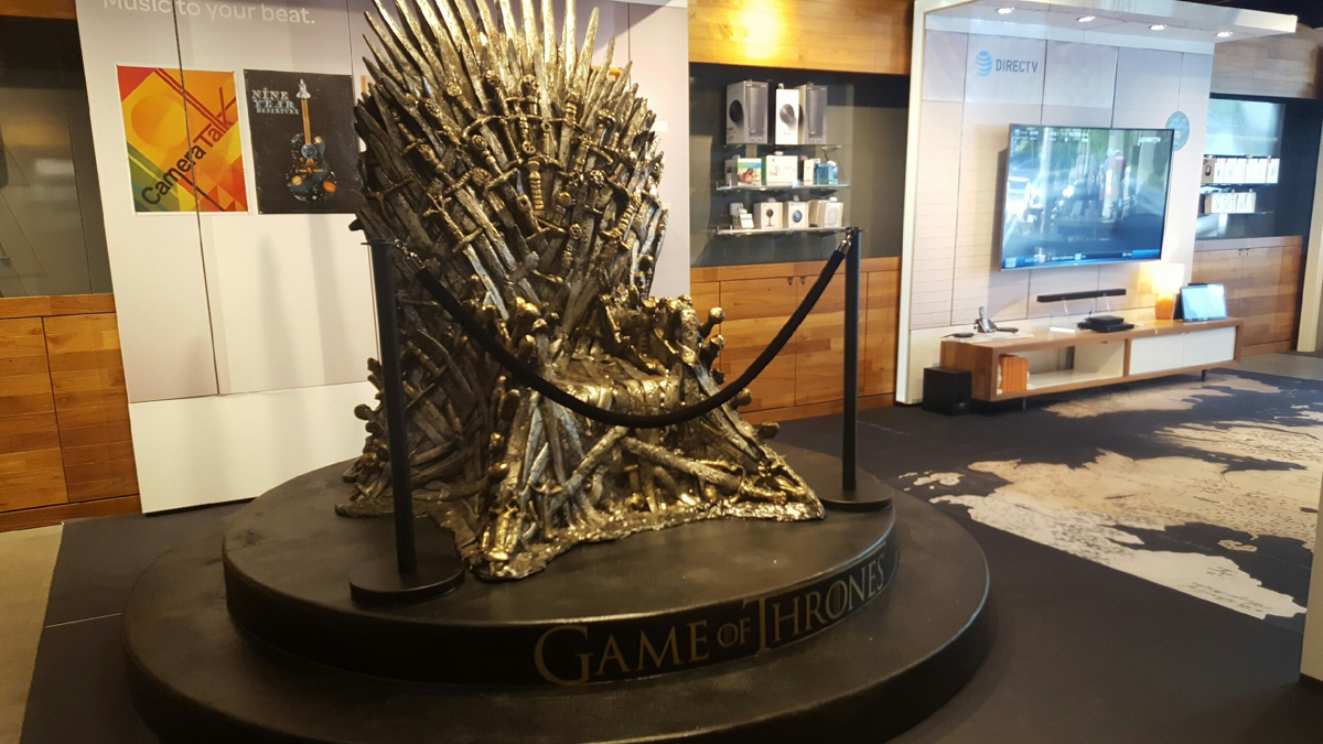 Giants' Bochy is 'Game of Thrones' king for a day