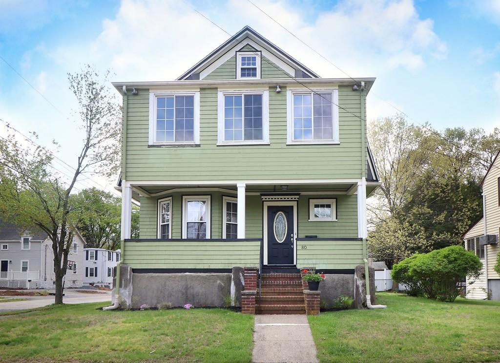Five Single Family Homes In Boston Asking Just Under 500 000