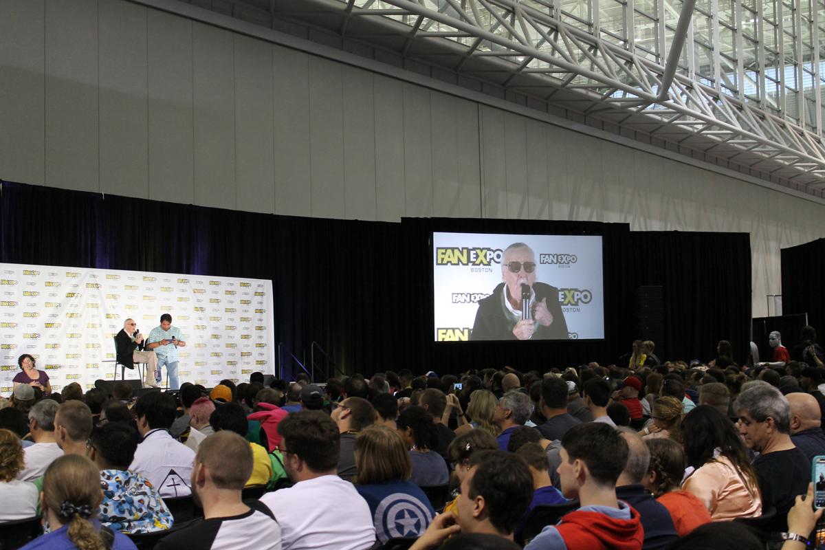 Boston Comic Con 2017