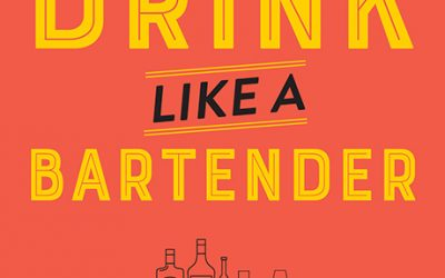 """Drink Like a Bartender"" cover courtesy of Simon & Schuster"