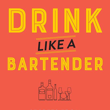 """Drink Like a Bartender"" cover courtesy of Simon & Schuster"