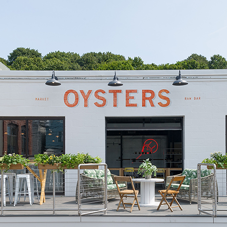 Island Creek Oysters shop and raw bar is now open in Portland, Maine
