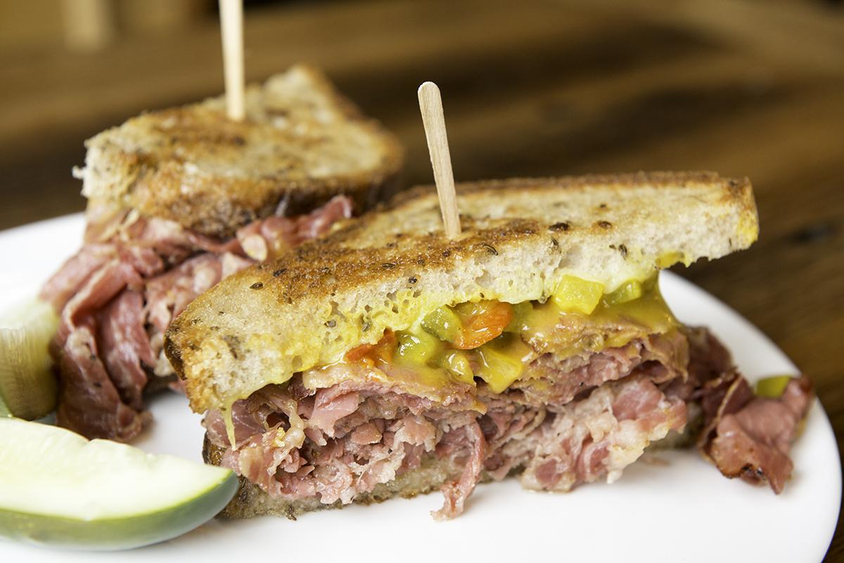 The Katz Sandwich from Moody's Delicatessen
