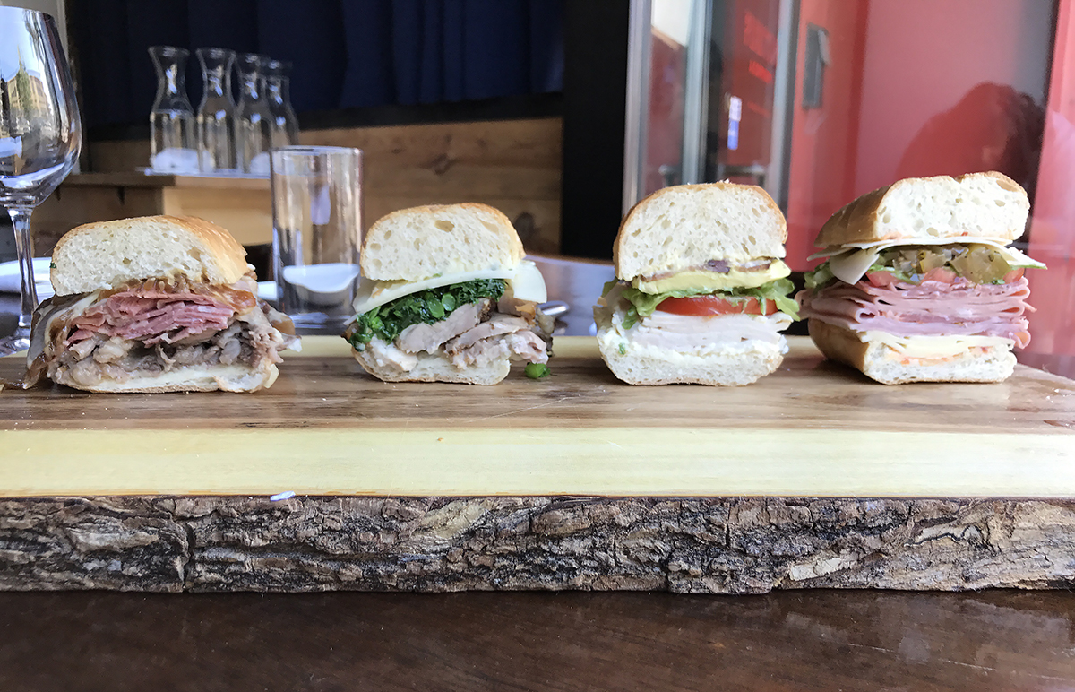 Puritan & Co Sandwich Saturday Lamplighter