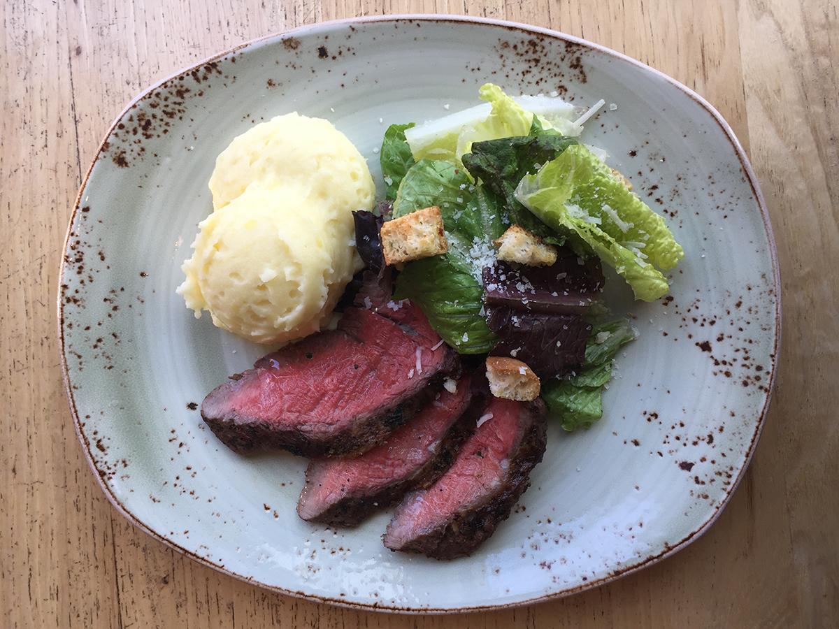 Backyard Steak at Tender Greens