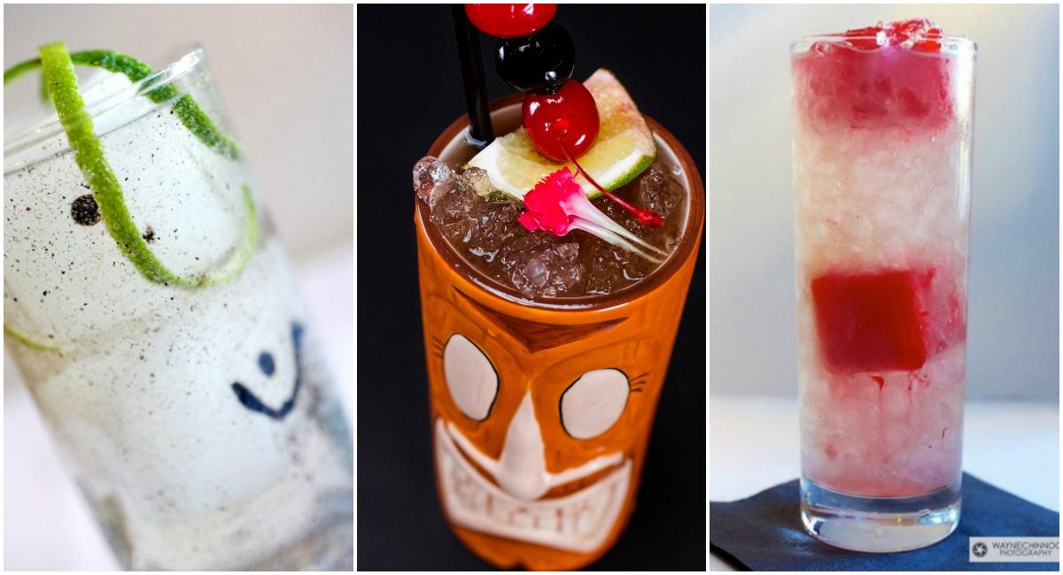Todd Maul's signature cocktails