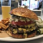 The Waypoint burger